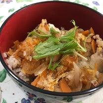 シュガーチキンの親子丼の記事に添付されている画像
