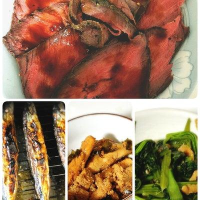 今日の晩ご飯の記事に添付されている画像