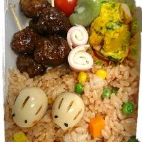 1月のお弁当の記事に添付されている画像