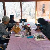 那須へ出張トールペイント教室♫の記事に添付されている画像