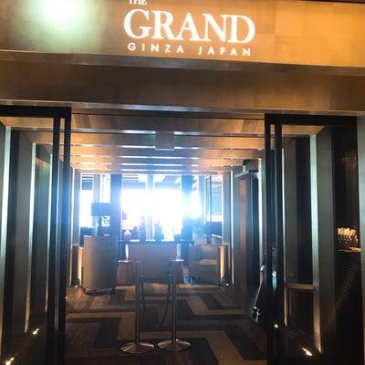 式場見学①ザ・グラン銀座(THE GRAND GINZA)で美味しい試食付き見学の記事に添付されている画像