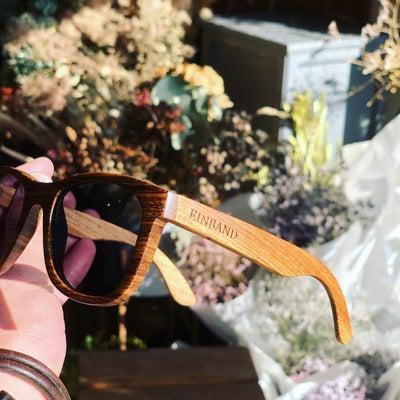 木製のサングラスの記事に添付されている画像