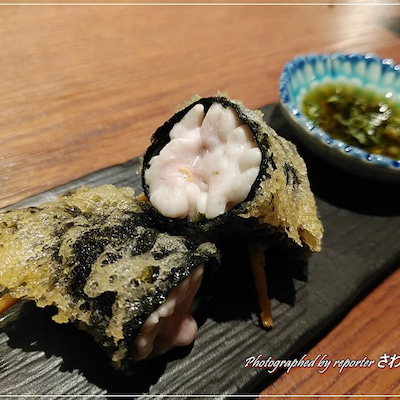 気軽に串天と創作料理☆飲める天ぷら屋「山本家」が恵比寿にもオープン!の記事に添付されている画像