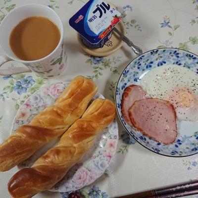 バタースティック♪  今日の朝ご飯の記事に添付されている画像