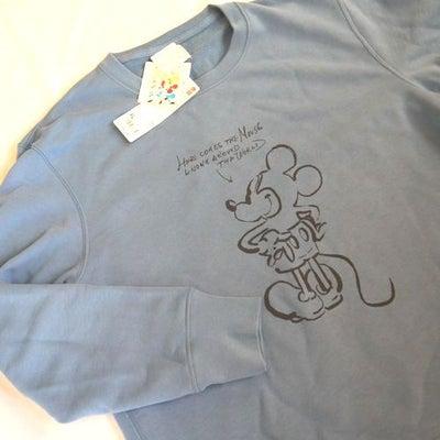 完売必至!すぐ売り切れるユニクロのミッキースウェットシャツの記事に添付されている画像