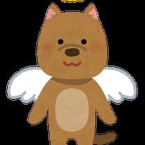 アニマルコミュニケーションの感想:ペットロスを味わっていた飼い主さんの記事に添付されている画像