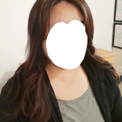【韓国ヘアサロン】ミディアムスタイル♡カラーでイメチェン♡の記事に添付されている画像