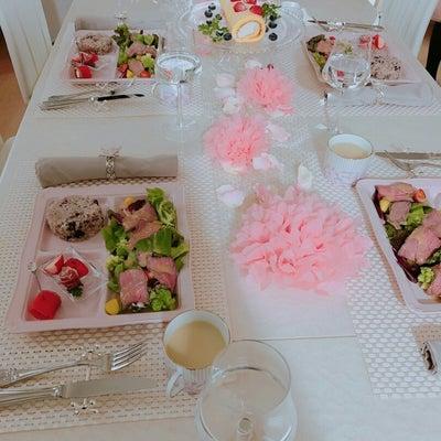 プリティ―&キュート♡バレンタインのミニランチの記事に添付されている画像