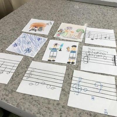 <No.530>生徒さんが「自分から」音符を読む方法♪の記事に添付されている画像