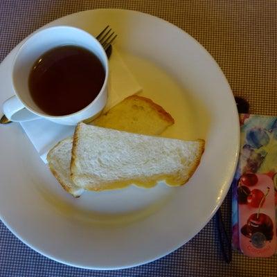 最後「モーニングパン食べ放題」の記事に添付されている画像