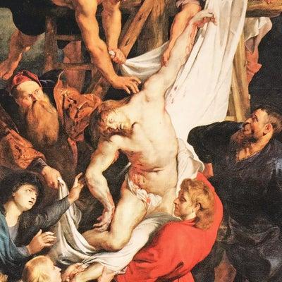 不思議体験日記(巨匠ルーベンスからのメッセージ 国立西洋美術館にてスピリチュアルの記事に添付されている画像