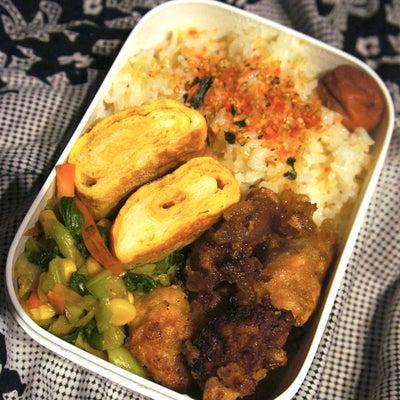 節約家族のお弁当!、、、節約ご飯を貧相にしないために!の記事に添付されている画像