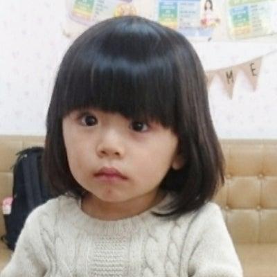 1y9m25d☆娘、ヘアカットしました☆の記事に添付されている画像