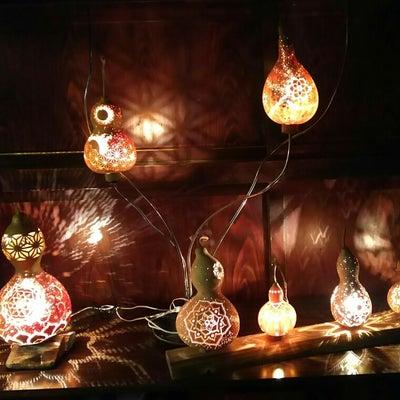 ひょうたんランプお灯し ×  YOGA   vol.2の記事に添付されている画像