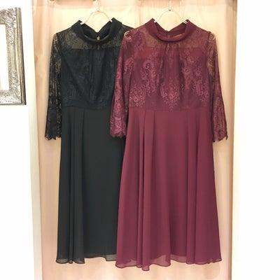 大人気♡袖付きドレス再入荷!の記事に添付されている画像