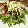 たっぷり野菜でサラダランチ@CENTREの画像