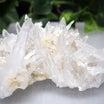 バシール産ヒマラヤ水晶クラスター☆レーザー結晶で全てを浄化する水晶!