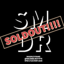 Thankyou!Ticket SOLD OUT!!/ 2019.01.27(日の記事に添付されている画像