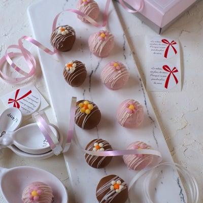 ケーキ・トリュフ~花デコの記事に添付されている画像