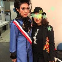 09がファッションショーモデル出演の記事に添付されている画像