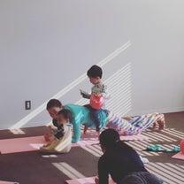 《産後エクササイズ@はぐくみ母子クリニック》の記事に添付されている画像