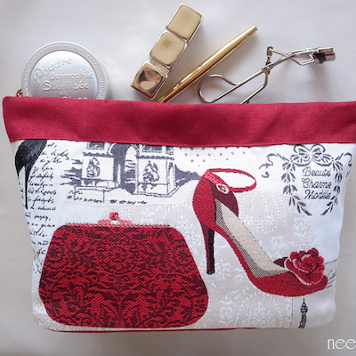 【バレンタイン企画♡恋するメイクポーチ】販売開始します♪の記事に添付されている画像