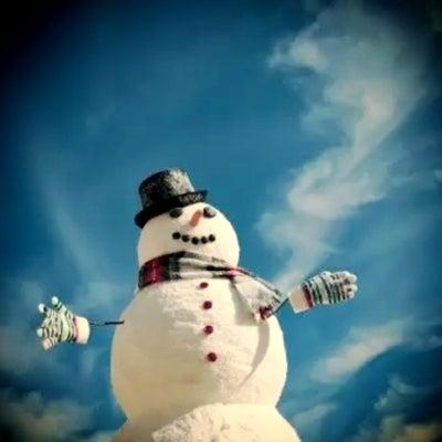 [No.213] 雪だるま作ろうの記事に添付されている画像