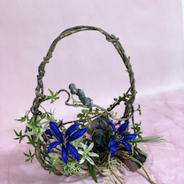 お花のおけいこ*フープブーケの記事に添付されている画像