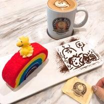スヌーピー♡カフェ⑤の記事に添付されている画像