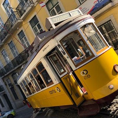 ポルトガル旅行記17.名物のトラムがまさかのアクシデントの記事に添付されている画像