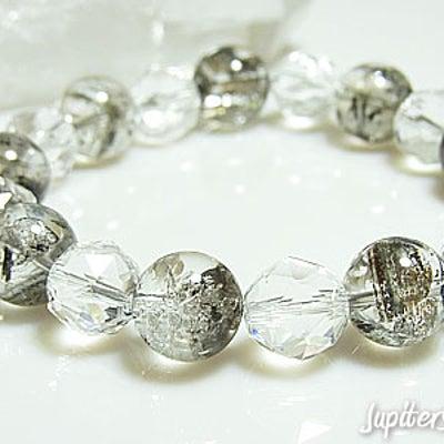 【完売】予知夢を引き寄せる不思議な天然石ハーキマーダイヤモンド・ドリームブレスレの記事に添付されている画像