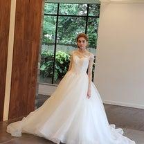 フェミニンなウェディングドレスが似合うのはどんなタイプ??の記事に添付されている画像