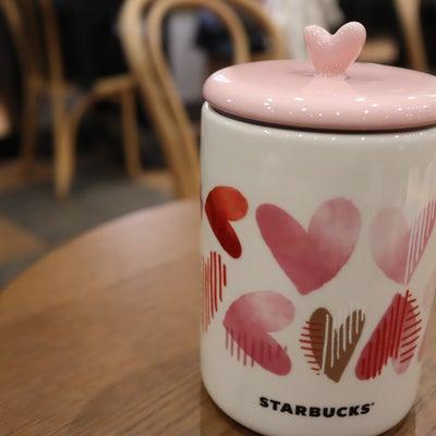 スタバ 人気のあったキャニスター バレンタイン2019キャニスターハートの記事に添付されている画像