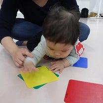 0歳ベビーちゃんでもグイグイ参加♪「自ら取り組む」レッスン! 大田区 0歳からのの記事に添付されている画像