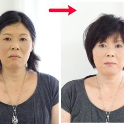 おばさんがやってはいけない髪型からの脱出!まずは変身事例をよくみてねパート3の記事に添付されている画像