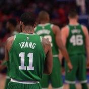 NBA:カイリー・アービング、レブロン・ジェームズにした謝罪と感謝