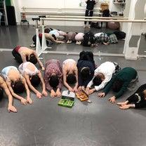 麻美子先生 2019年初レッスン【Ballet & Dance UNO・DUE】の記事に添付されている画像