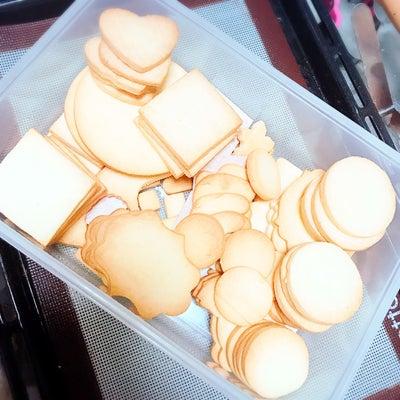 アイシングクッキー用クッキーレシピ開発と大失敗の記事に添付されている画像