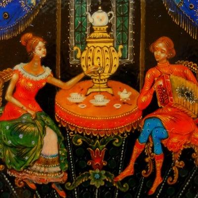 ロシア紅茶を知る10のキーワードの記事に添付されている画像