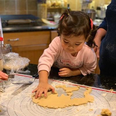 クッキーデコの記事に添付されている画像