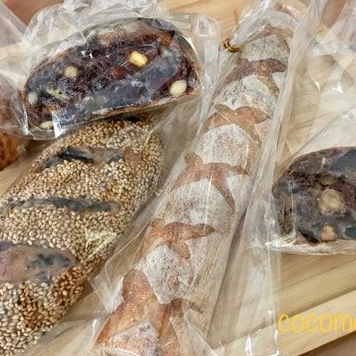 人気店ラトリエドゥプレジールで、贅沢パンの記事に添付されている画像