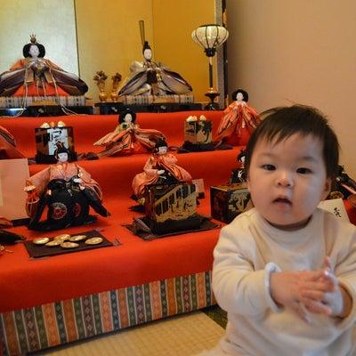雛人形のお届け 最高級品の記事に添付されている画像