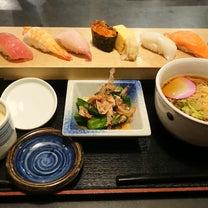 夕飯はいつもの寿司セット754円。の記事に添付されている画像