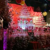ススキノ初✨筒シャンパンタワーの記事に添付されている画像