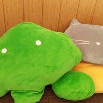 朝日の富士山とAmeba君の記事に添付されている画像