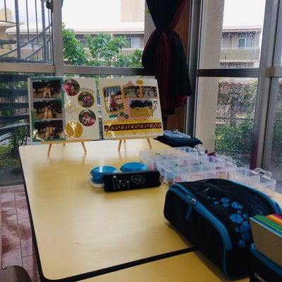 アルバム体験会☆ @小禄児童館の記事に添付されている画像