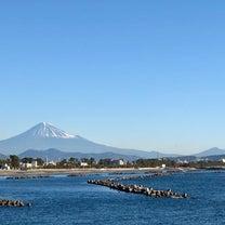 今朝の富士山の記事に添付されている画像