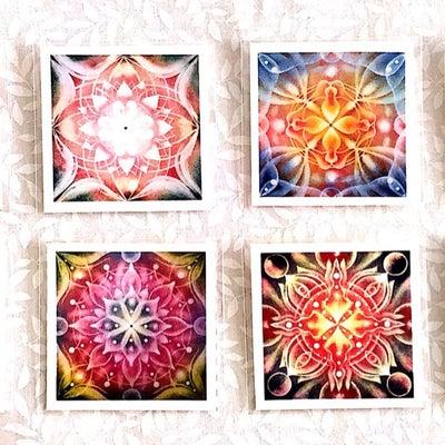 *曼荼羅エネルギーカード*の記事に添付されている画像