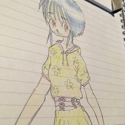 れっつ着色、スミコさん209の記事に添付されている画像