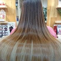 乾燥の季節だけど艶々しっとりな髪にの記事に添付されている画像